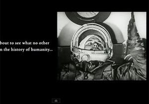 На YouTube покажут фильм, посвященный полету в космос Юрия Гагарина