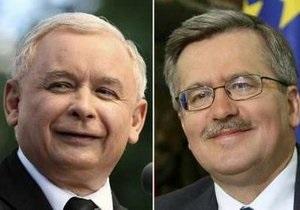 В Польше объявлен день предвыборной тишины