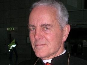 Епископ, отрицавший Холокост, принес извинения
