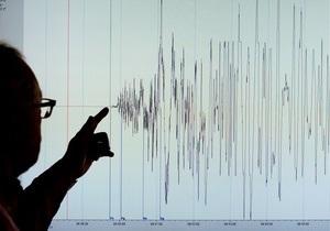В районе Курильских островов произошло мощное землетрясение