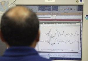 Два землетрясения произошли у берегов Японии