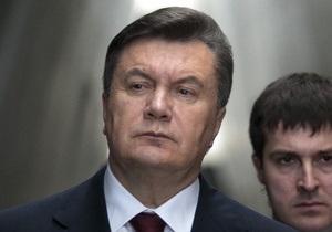 Янукович освоил iPad