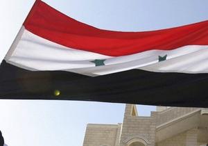 США ввели новые санкции в отношении Сирии