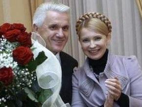 Тимошенко и Литвин поздравили украинских моряков: Чистых фарватеров и семь футов под килем