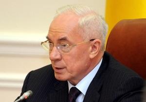 Азаров: Оппозиция отрицает право половины украинцев общаться на родном языке