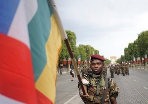 В Центральноафриканской Республике повстанцы захватили ключевой город на севере страны