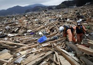 Деньги на восстановление Японии ушли на другие цели