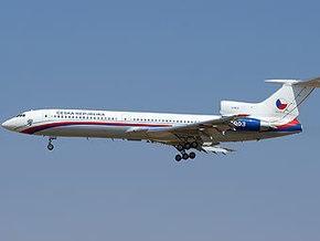 Из самолета президента Чехии слили топлива на 1 млн евро