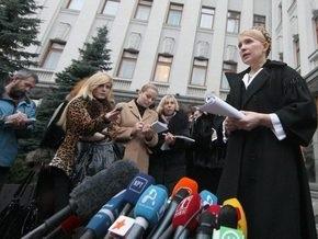 Тимошенко не представляет современную Украину без Корреспондента и других СМИ