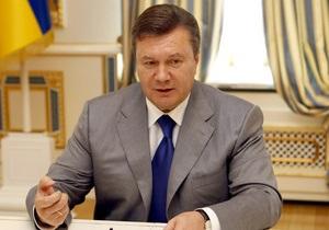 Янукович намерен перенести принятие Налогового кодекса на осень