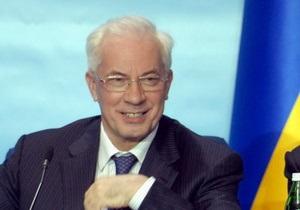 Азаров заявил, что договор о ЗСТ с СНГ отвечает интересам Украины