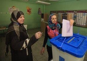 Выборы в Ираке: В Ираке проходят первые выборы после ухода войск США