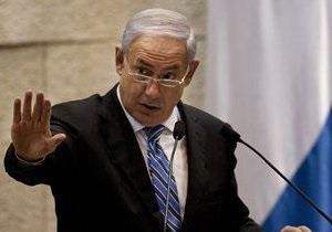 Нетаньяху назвал арабские революции антиизраильскими и антилиберальными