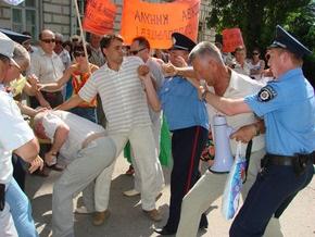 СМИ: Военные ЧФ РФ подрались с жителями Севастополя