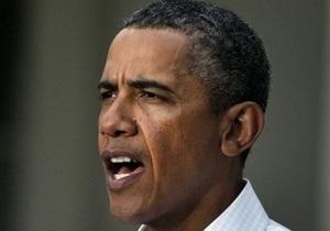 Обама заявил, что не готов отказаться от идеи повышения налогов для сверхбогатых американцев