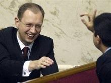 Яценюк: Вижу желание зайти в сессионный зал