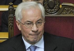 Литвин заявил, что в правительстве ждут отставок