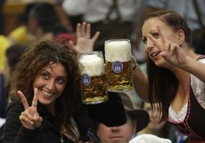 Фотогалерея: Пива и зрелищ! В Мюнхене стартовал Октоберфест