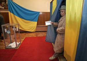Выборы-2010: в Украине проведут пять экзит-поллов