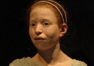Ученые воссоздали портрет древнегреческой девушки