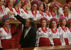 В ПР считают, что сокращение квот на украинскую музыку приблизит Украину к евростандартам