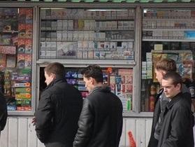 В Киеве демонтировали 150 киосков