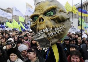 Массовые акции в Киеве запретили из-за визитов принца Бельгии и патриарха Кирилла