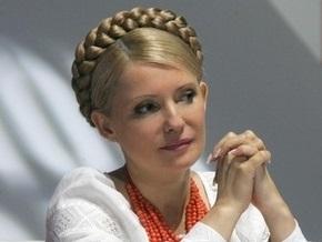 Тимошенко: Украина сократит объемы закупок российского газа