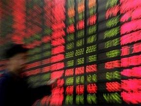 За месяц мировой фондовый рынок потерял $11 трлн
