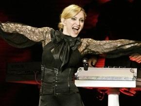 Концерт Мадонны в Санкт-Петербурге застраховали на 6 млн евро