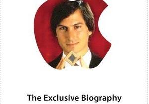 За год до публикации биография Стива Джобса стала бестселлером