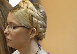 Тимошенко не признала себя виновной по делу о долгах ЕЭСУ