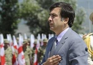 Саакашвили впервые назвал имя своего преемника