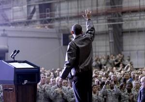 Встреча Обамы с президентом Афганистана не состоялась из-за плохой погоды