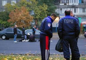 СМИ: Джип, сбивший насмерть трех женщин в Днепропетровске, принадлежит сыну прокурора