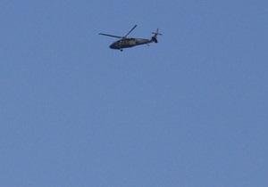 В небе над Берлином столкнулись полицейские вертолеты - СМИ