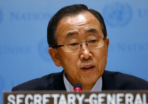 Пан Ги Мун о насилии в Ливии: Виновные должны быть наказаны