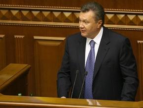 Янукович заявил о возможности переформатирования коалиции после выборов