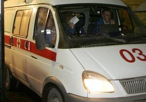 В Киеве из-за взрыва в отделе таможенного оформления пострадали два человека