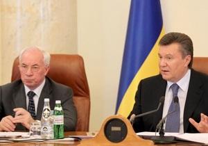 Опрос: Янукович и Азаров продолжают терять поддержку украинцев