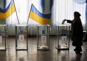 Экзит-полл ФОМ-Украина: Жители Черкасс переизбрали действующего мэра