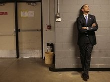 Обама обещает вывести войска из Ирака через 16 месяцев после своей победы