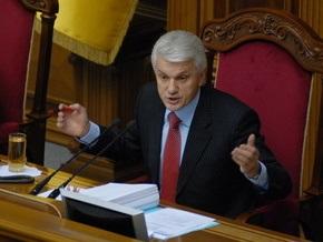 Литвин прокомментировал скандал вокруг Черномырдина