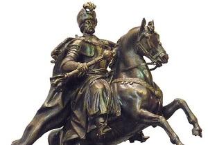В киевской мэрии заявили, что на установку памятника Мазепе нет денег