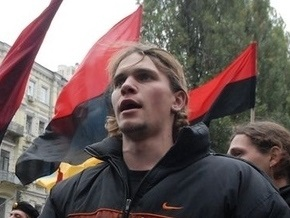СМИ: В Донецке милиция разогнала митинг сторонников УПА