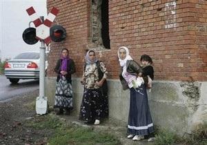 Франция обратится в ЕС с проблемой роста числа цыганских лагерей