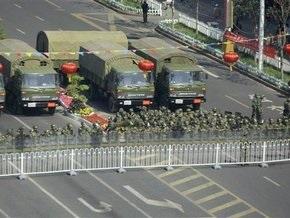 Китайские власти запретили несанкционированные массовые акции в Урумчи