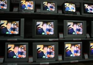 Исследование: Основными источниками информации в Украине остаются ТВ и пресса