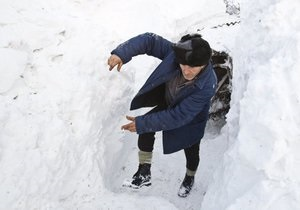 Жертвами февральских холодов в Румынии стали более 80 человек