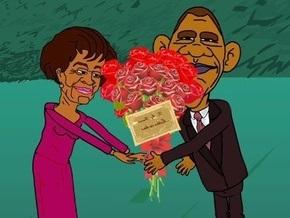 Фотогалерея: Украинский мультфильм о Бараке Обаме